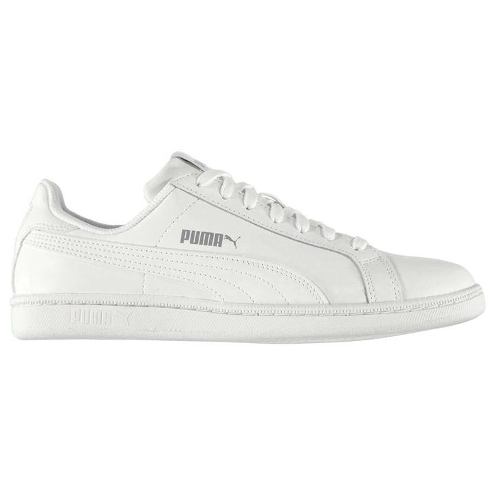 puma white shoes